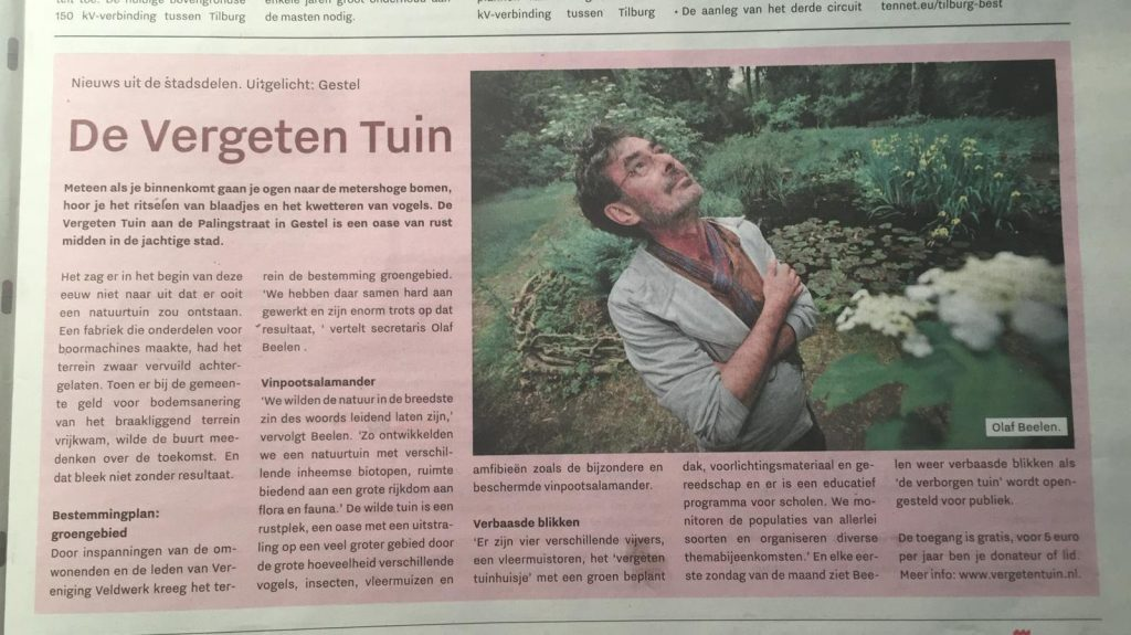 Interview met Groot Eindhoven